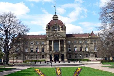 strasbourg place de la r publique palais du rhin. Black Bedroom Furniture Sets. Home Design Ideas